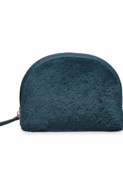Urban Expressions Faux Fur Makeup Bag - Product Mini Image