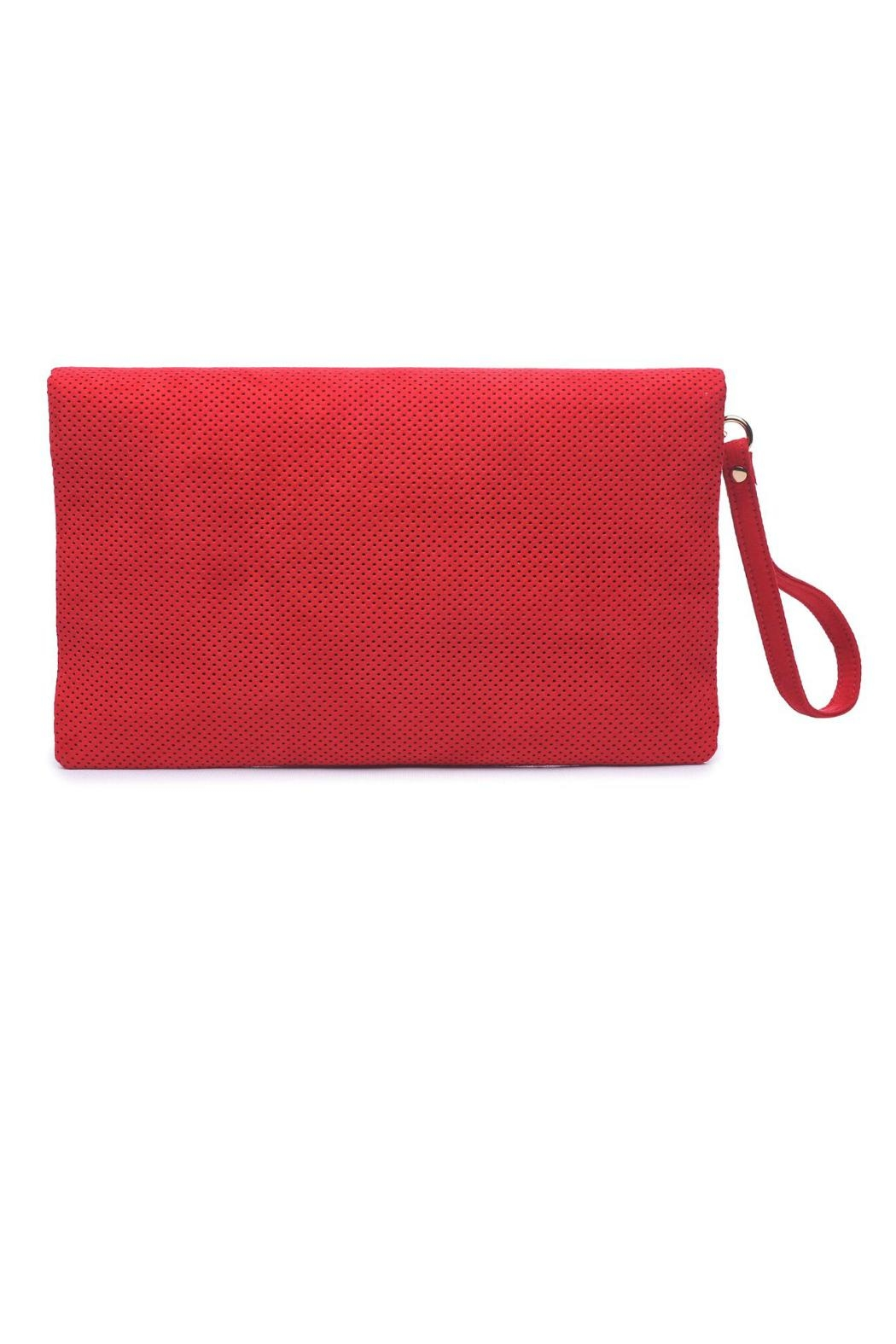 Urban Expressions Gisele Foldover Clutch - Front Full Image