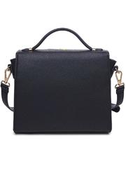 Urban Expressions Hepburn Satchel - Back cropped