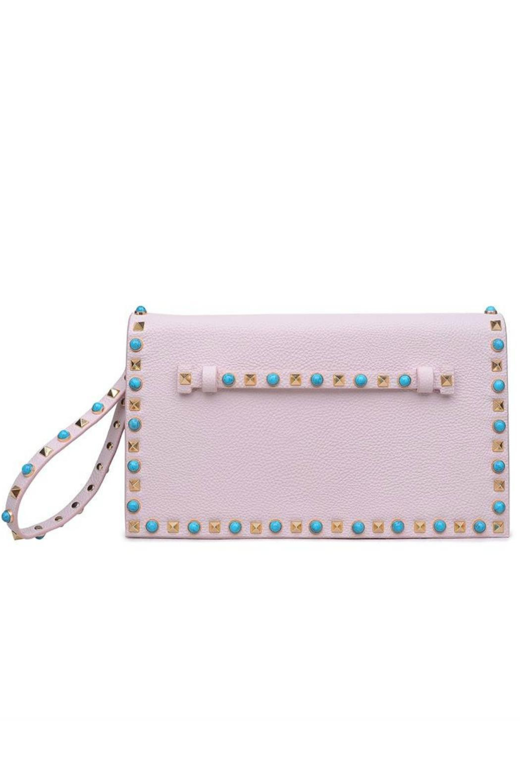 Urban Expressions Indie Clutch - Front Cropped Image