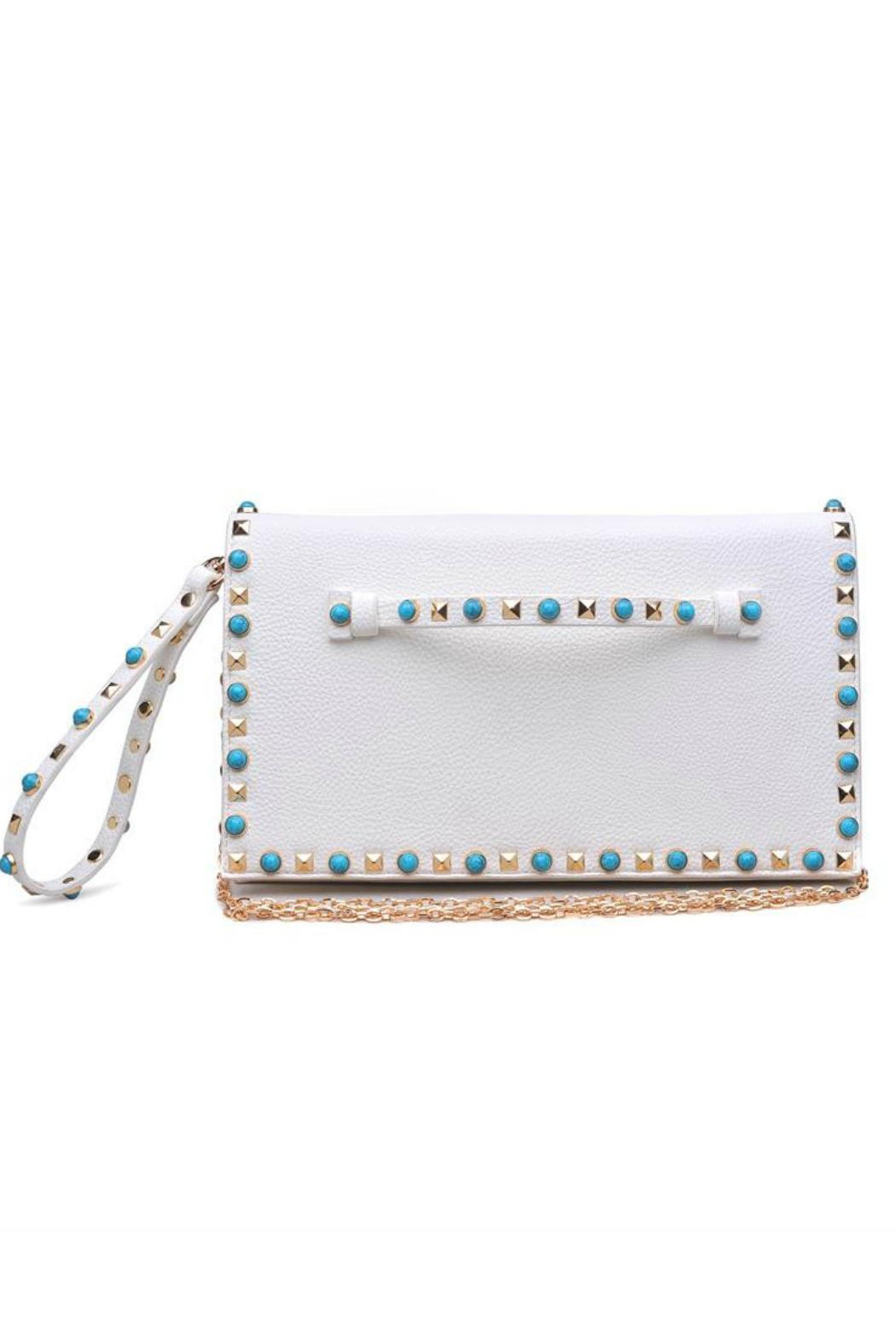 Urban Expressions Indie Clutch - Main Image