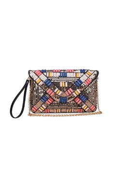 Shoptiques Product: Jazz Embellished Clutch