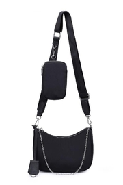 Urban Expressions Joss Crossbody Bag - Front cropped