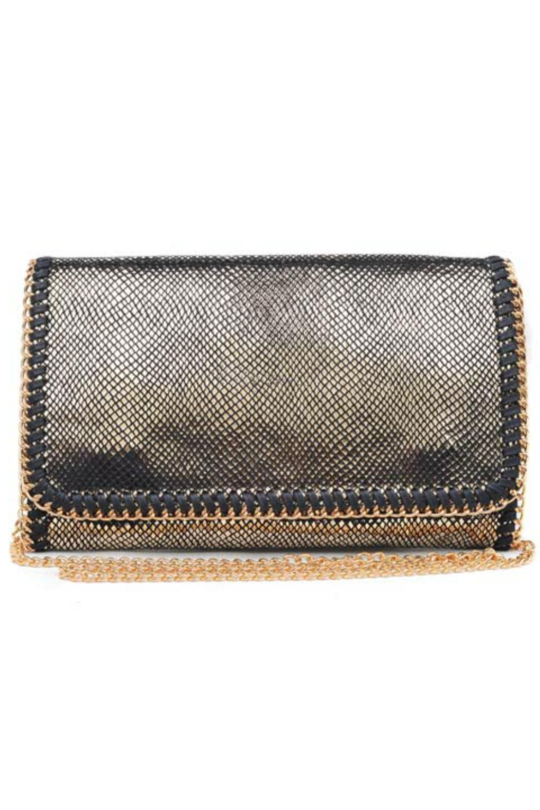 Urban Expressions Joy Vegan Clutch - Front Cropped Image