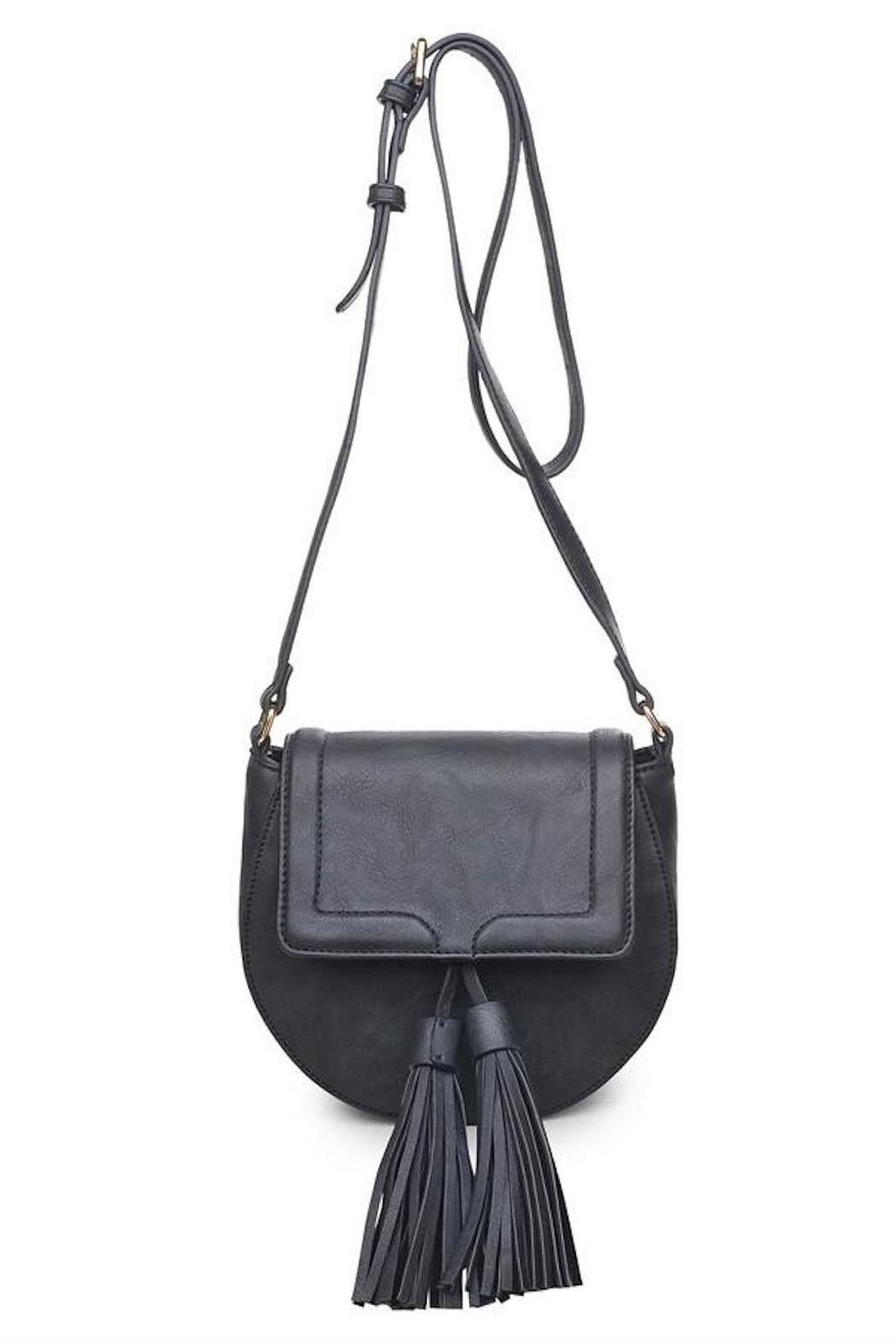 Urban Expressions Karma Saddle Bag - Front Cropped Image