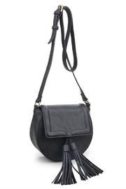 Urban Expressions Karma Saddle Bag - Front full body