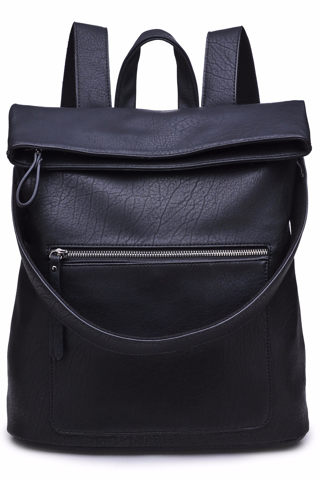Urban Expressions Lennon Foldover Backpack - Main Image