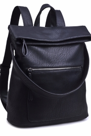 Urban Expressions Lennon Foldover Backpack - Side cropped