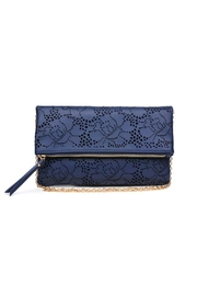 Urban Expressions Locket Clutch - Front cropped