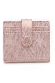 Urban Expressions Lola Snake Cardholder - Front cropped