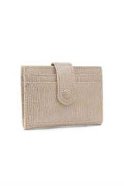 Urban Expressions Lola Snake Wallet - Front cropped