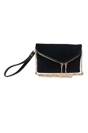 Urban Expressions Lucy Velvet Wristlet - Product Mini Image