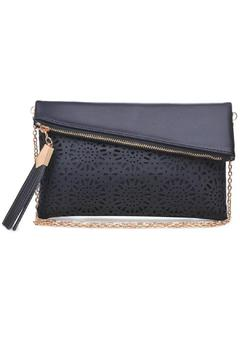 Urban Expressions Maddox Foldover Clutch - Product List Image