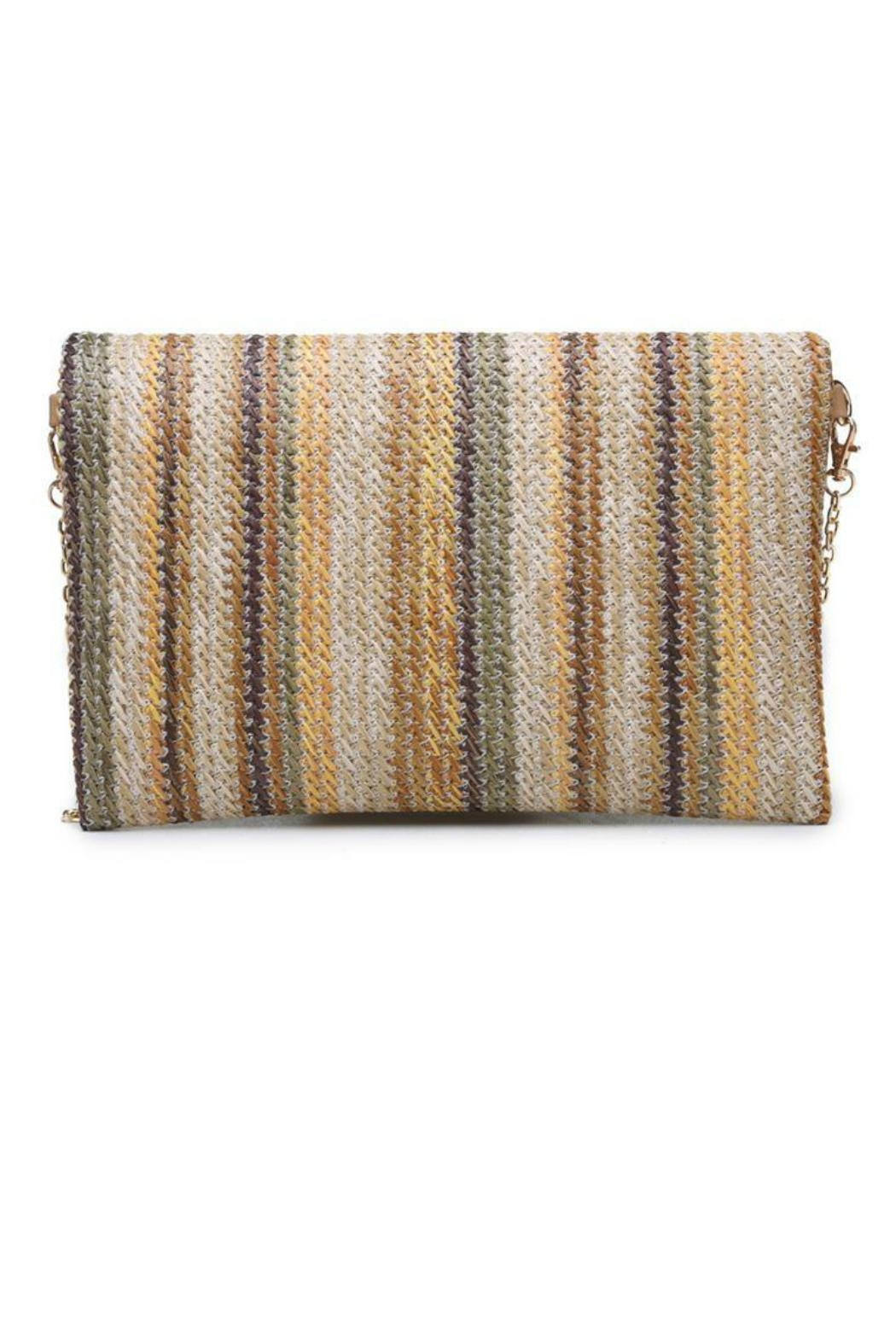 Urban Expressions Maui Clutch - Front Full Image
