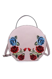 Urban Expressions Melody Circle Crossbody - Front cropped