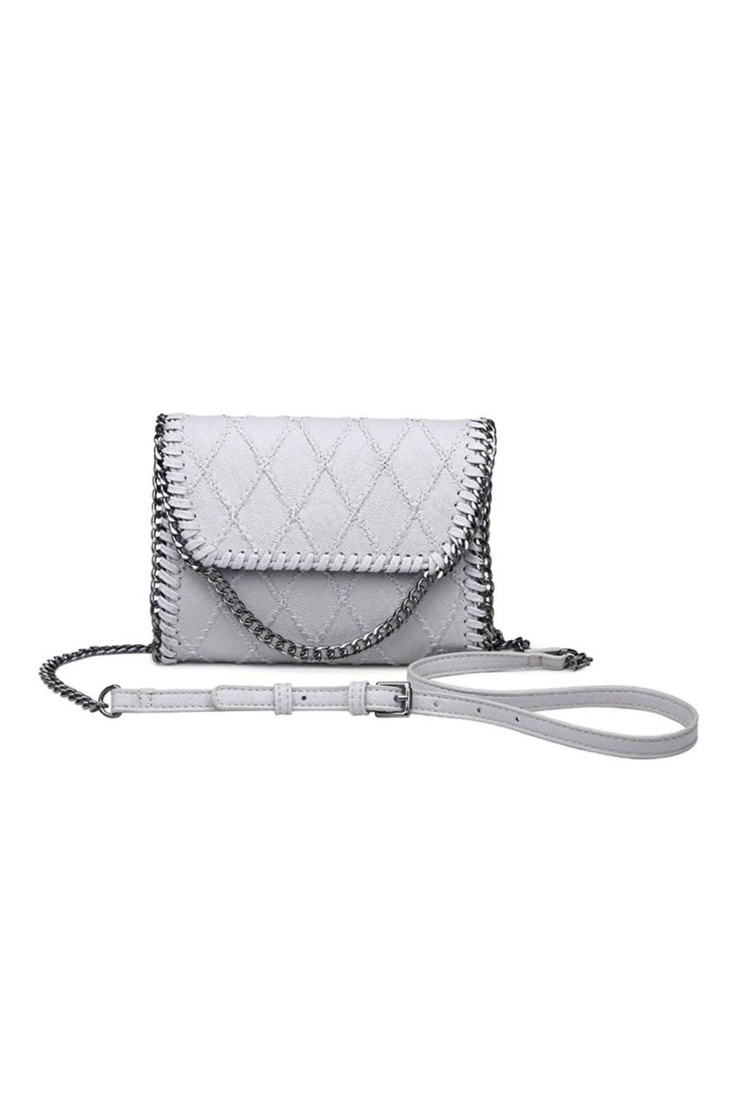 Urban Expressions Misty Crossbody Bag - Front Cropped Image