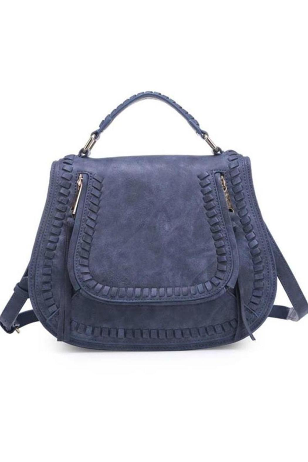 Urban expressions navy crossbody bag from miami allie chica jpg 1050x1575  Navy cross bags c461e98f39