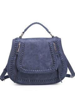 Shoptiques Product: Navy Crossbody Bag