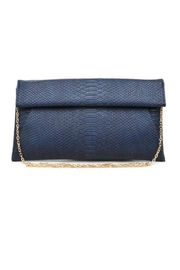 Urban Expressions Navy Emilia Clutch - Product Mini Image