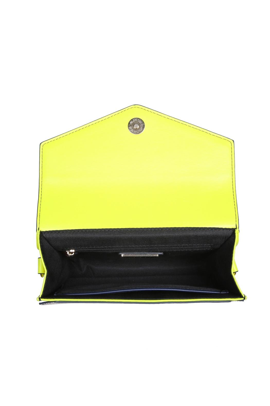 Urban Expressions Neon Crossbody Bag - Back Cropped Image
