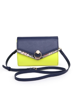 Urban Expressions Neon Crossbody Bag - Product List Image