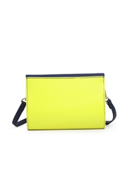 Urban Expressions Neon Crossbody Bag - Side cropped