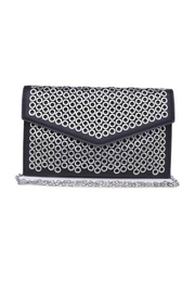 Urban Expressions Ozzy Envelope Clutch - Product Mini Image