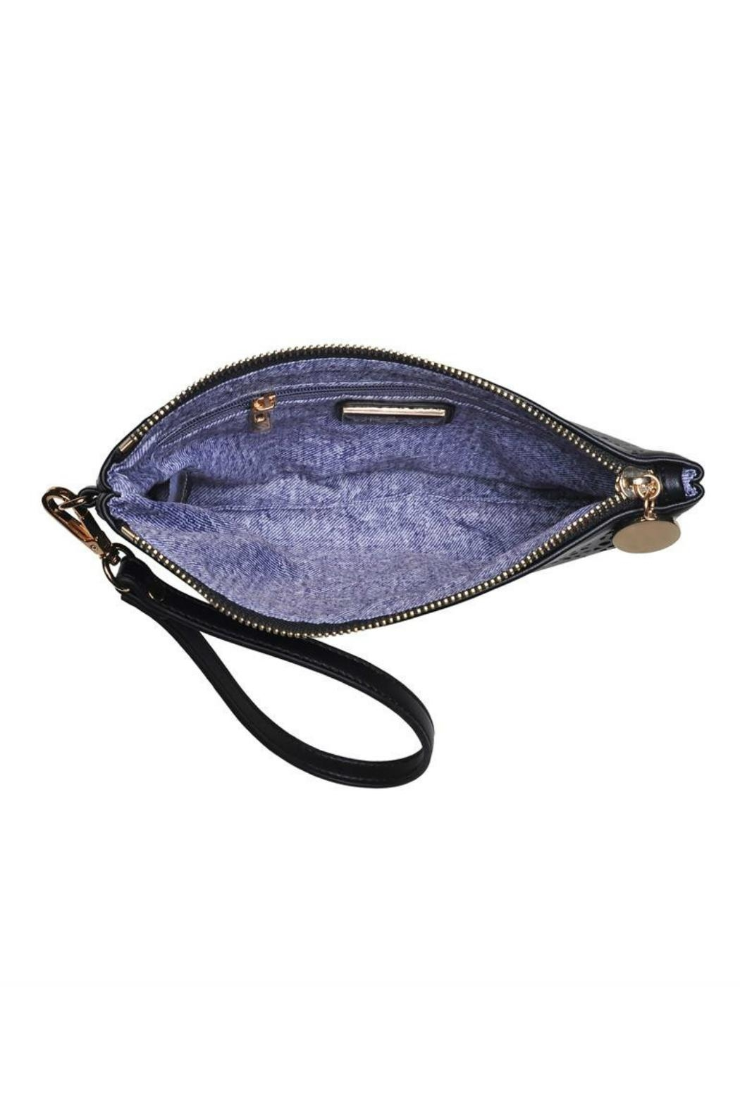 Urban Expressions Peony Wristlet - Front Full Image