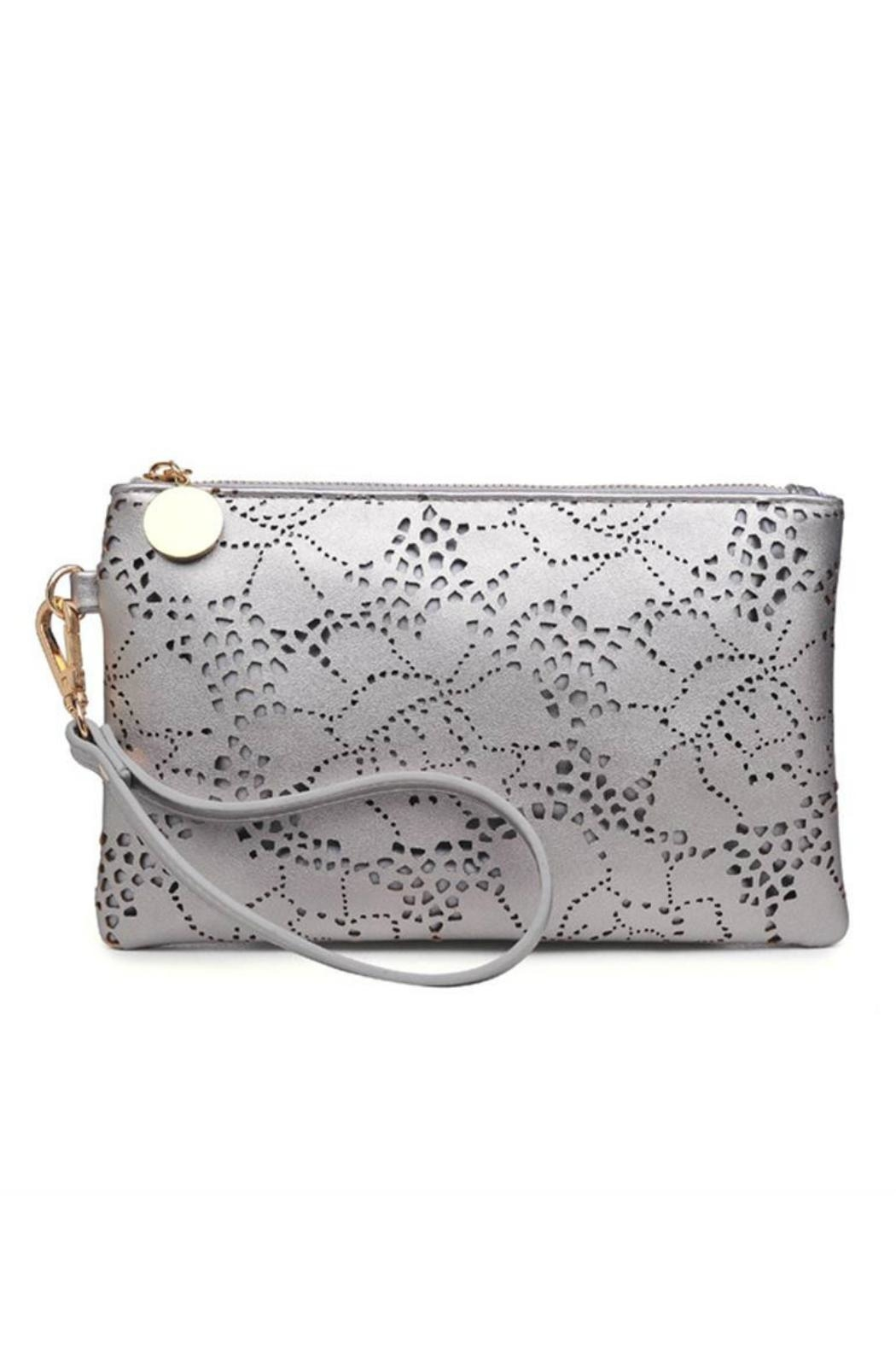 Urban Expressions Peony Wristlet - Front Cropped Image