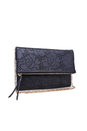 Urban Expressions Perforated Clutch - Product Mini Image