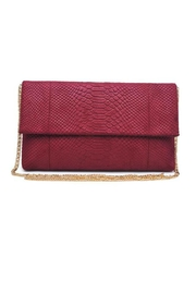 Urban Expressions Phoebe Clutch - Product Mini Image