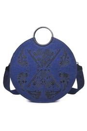 Urban Expressions Priscilla Circle Crossbody - Product Mini Image