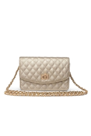 Urban Expressions Quilted Cross-Body Bag - Product Mini Image