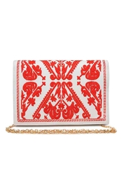 Urban Expressions Regina Clutch - Front cropped