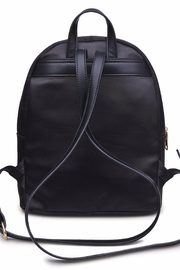 Urban Expressions Rio Embroidered Backpack - Front full body