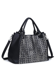 Urban Expressions Rocket Satchel - Side cropped