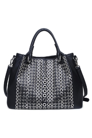 Urban Expressions Rocket Satchel - Front cropped