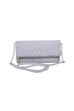 Urban Expressions Rooney Woven Clutch - Product List Image