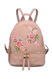 Urban Expressions Rose Backpack - Product Mini Image