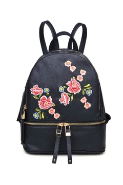 Urban Expressions Rose Backpack - Product List Image