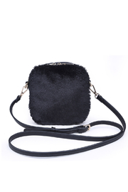Urban Expressions Silvester Fur Crossbody - Product Mini Image