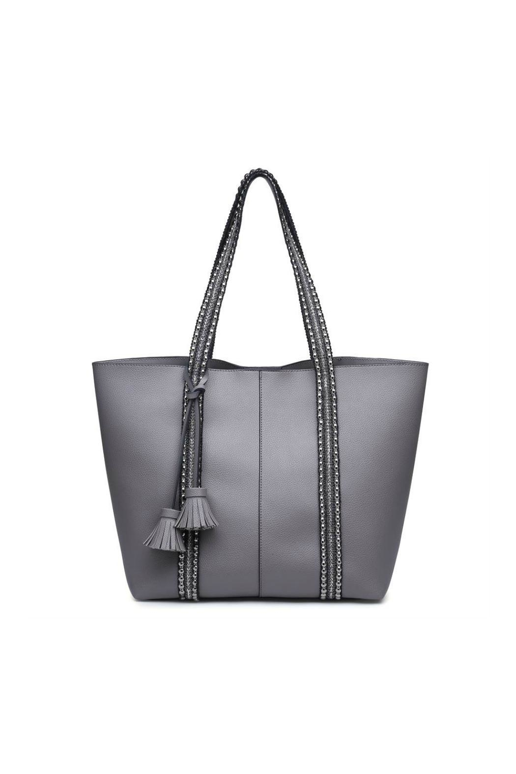 Urban Expressions Skyler Tote - Front Cropped Image