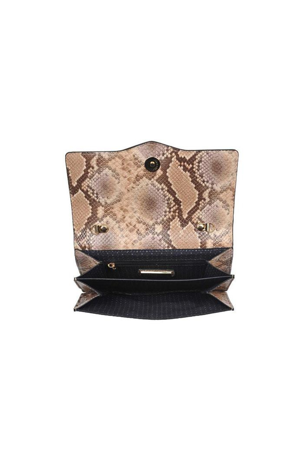 Urban Expressions Snake Crossbody - Side Cropped Image