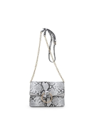 Urban Expressions Snake Print Crossbody - Product Mini Image