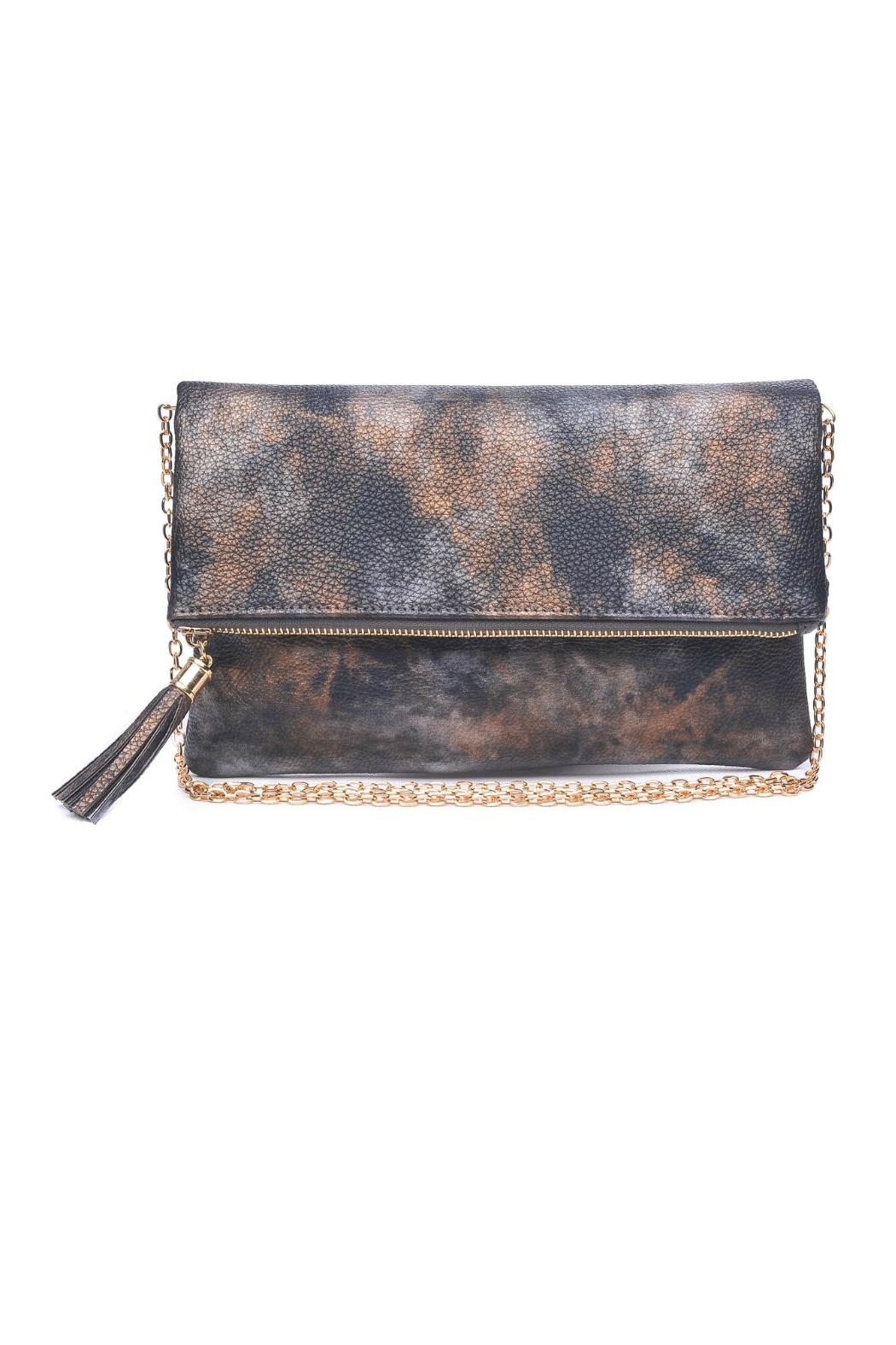 Urban Expressions Soleil Tassel Clutch - Front Cropped Image