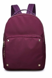 Urban Expressions Spike Backpack - Front cropped