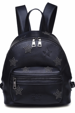Urban Expressions Star-Studded Backpack - Product List Image