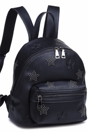 Urban Expressions Star-Studded Backpack - Other