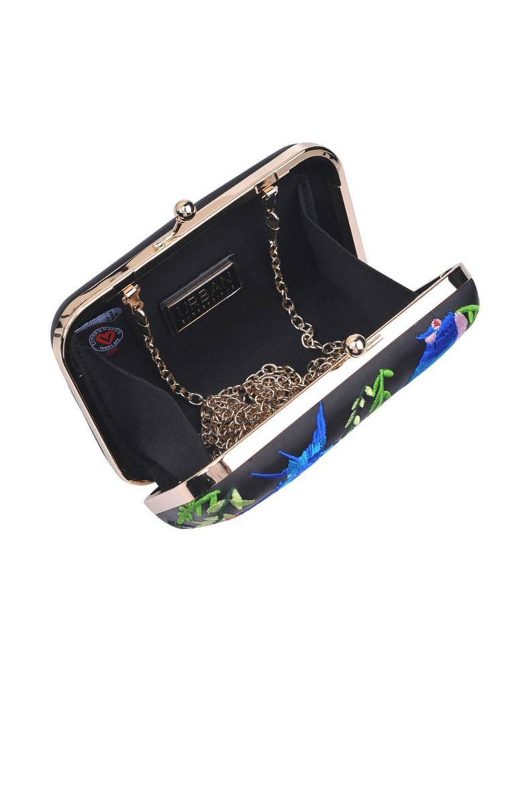 Urban Expressions Tango Box Clutch - Front Full Image