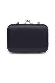 Urban Expressions Tango Box Clutch - Side cropped